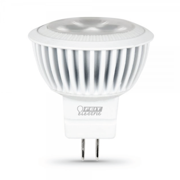 7 Watt 3000k Feit Led Dimmable Gu10 Base Mr16 Light Bulb: Feit 4 Watt 3000K MR11 LED Bulb