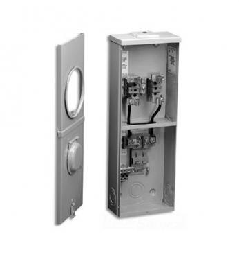 100 Amp Combination Meter Base Socket Platinum Imports