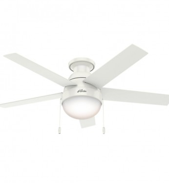 Fresh-white-hunter-ceiling-fans-with-lights-59269-64 1000