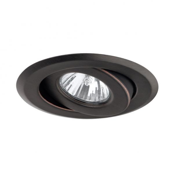 4 Swivel Recessed Lighting With Can Dark Bronze